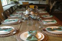 images and photos Dining Room Table Setting Decoration Ideas