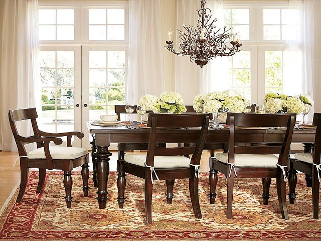 Dining Room Table Top Decorating Ideas