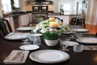 images and photos Dining Room Table Top Decorating Ideas