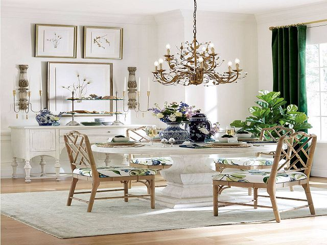 Dining Room Table Centerpiece Images