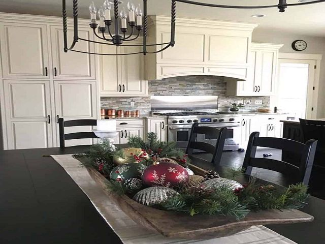 Dining Room Table Christmas Centerpiece Ideas Dimasummit Com
