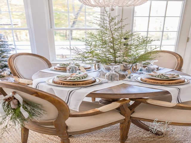 Simple Dining Room Table Centerpiece Ideas Dimasummit Com