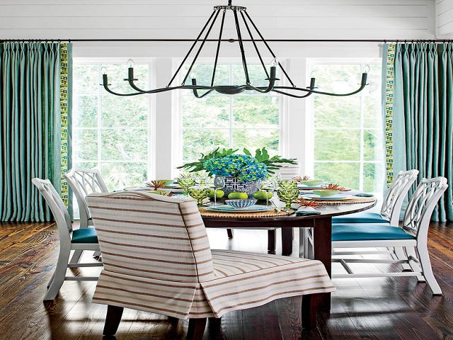 Southern Living Dining Room Table Centerpieces