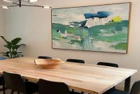 images and photos Dining Room Table Decor Modern