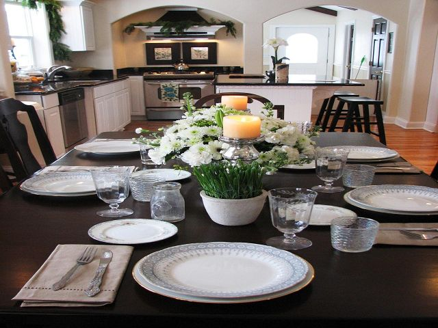 Dining Room Table Centerpieces For Everyday