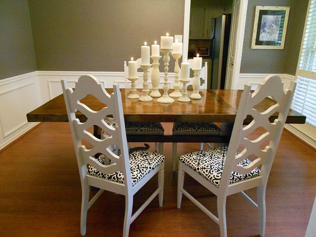 Dining Room Table Candle Centerpiece Ideas