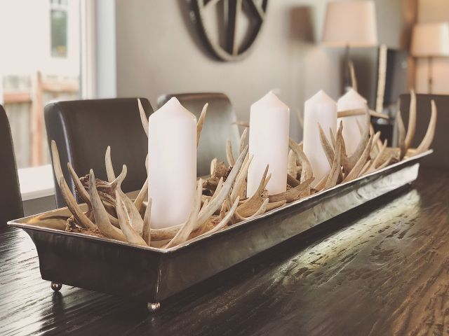 Dining Room Table Centerpieces Candles Dimasummit Com