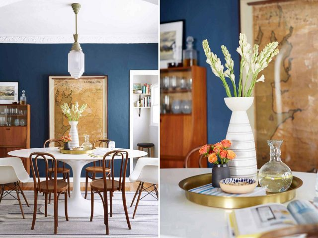 Dining Room Table Everyday Decor