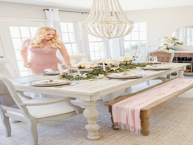 Dining Room Table Decorating Ideas For Spring Dimasummit Com