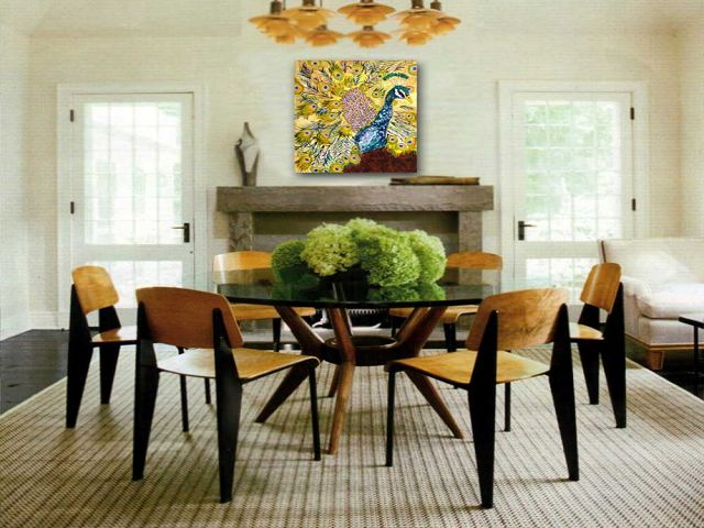 Creative Dining Room Table Centerpieces