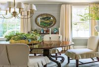 images and photos Chic Dining Room Table Centerpieces