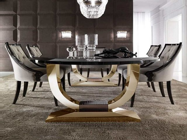 Unique Dining Room Tables And Chairs