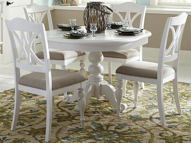 Round Dining Room Tables With Chairs Dimasummit Com