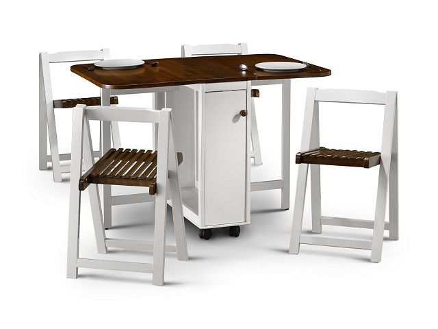 Fold Up Dining Room Table And Chairs Dimasummit Com