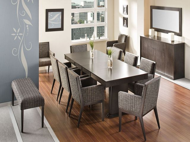 Unusual Dining Room Tables And Chairs