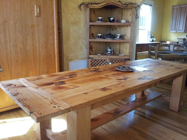 Solid Wood Dining Room Tables And Chairs