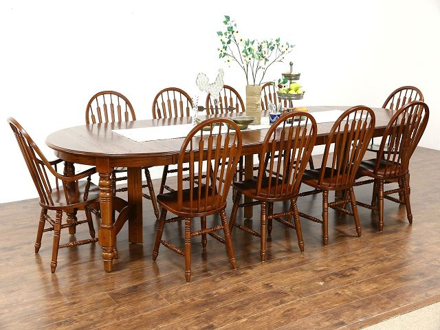 Vintage Dining Room Tables And Chairsa