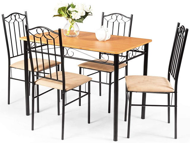 Dining Table And Chairs Vintage Dimasummit Com