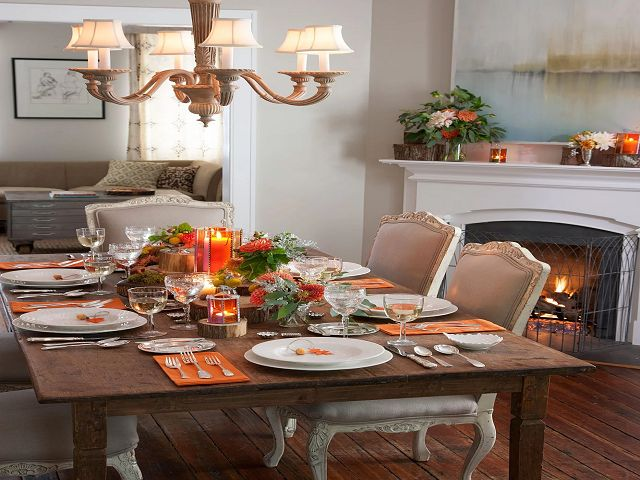 Dining Room Table Centerpieces Casual Dimasummit Com