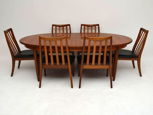 Dining Table And Chairs Vintage