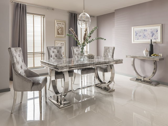 Dining Table And Chairs Pay Weekly