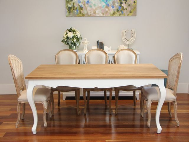 French Provincial Dining Room Table And Chairs Dimasummit Com