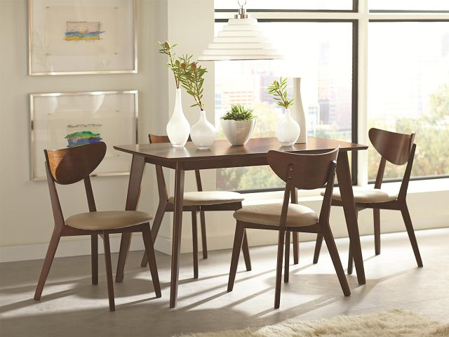 Dining Table And Chairs Retro
