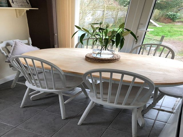 Dining Table And Chairs Second Hand