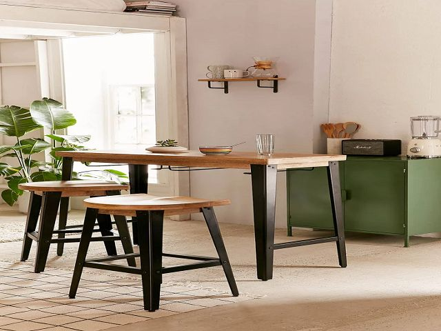 Dining Table And Chairs Space Saving