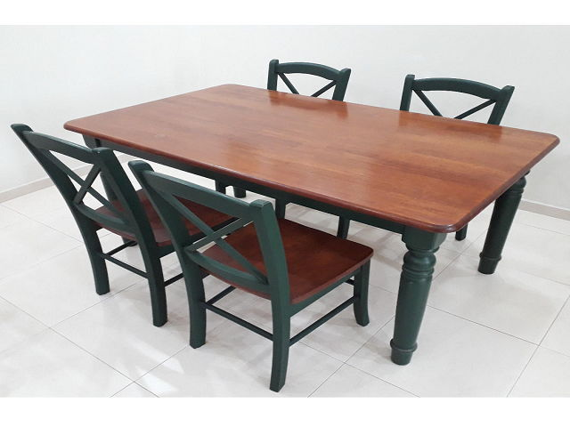 Pennsylvania House Dining Room Table And Chairs