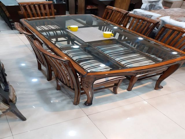Dining Table And Chairs Teak