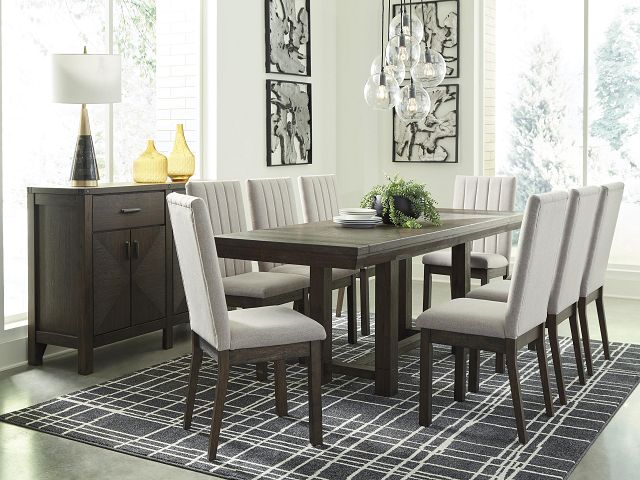 Dining Table And Chairs To Seat 10