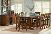 images and photos Dining Room Pub Table And Chairs