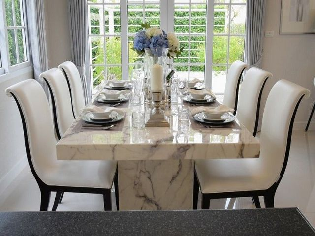 Pictures Of Dining Room Tables And Chairs