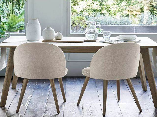 M&S Dining Room Table And Chairs