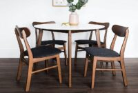 images and photos Modern Round Dining Room Tables And Chairs