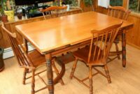 images and photos Maple Dining Room Table And Chairs