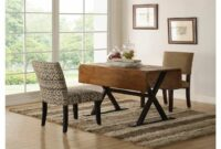 Drop Leaf Dining Room Tables And Chairs