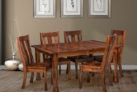 images and photos Amish Made Dining Room Tables And Chairs