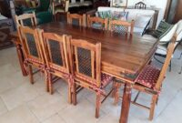 images and photos Mexican Dining Room Table And Chairs