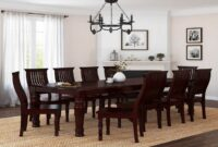 images and photos Large Dining Room Tables And Chairs