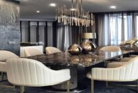 images and photos Luxury Dining Room Tables And Chairs